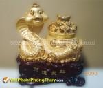 Tượng Rắn Phong Thủy – Vật phẩm ý nghĩa cho Tết Quý Tỵ 2013 - T.H.S