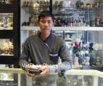 Anh Phúc – khách hàng mua Tỳ hưu Bắc Kinh BKD-S và xâu tiền thắt hoa mai 8 xu CC1130 - T.H.S