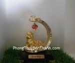 Linh vật trấn trạch hóa sát- Hổ vàng B075 - T.H.S