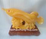 Biểu tượng đem lại phú quý- Cá kim long chiêu tài H282G - T.H.S